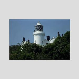 Lighthouses of England Calendar Rectangle Magnet