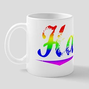 Hagan, Rainbow, Mug