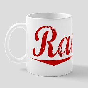 Rachal, Vintage Red Mug