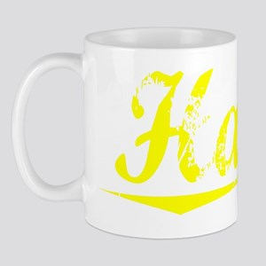 Hanes, Yellow Mug