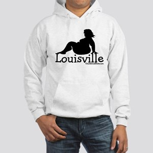 Louisville Fat Girl Hooded Sweatshirt