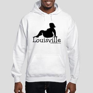 Louisville Fat Girl Hooded Sweatshirt
