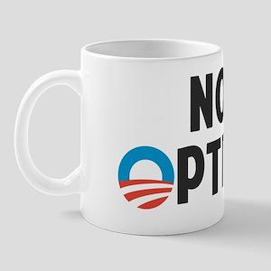 Not Optimal Mug