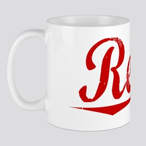 Reina, Vintage Red Mug