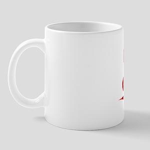 Rio, Vintage Red Mug