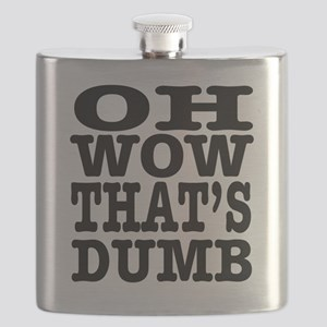 Oh wow, that's dumb. Flask