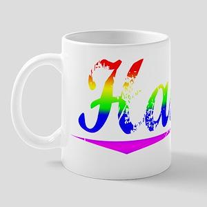 Hassel, Rainbow, Mug