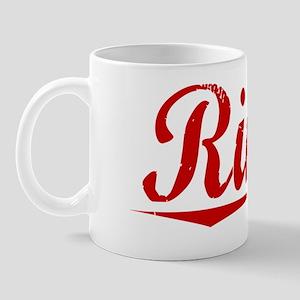 Rimer, Vintage Red Mug