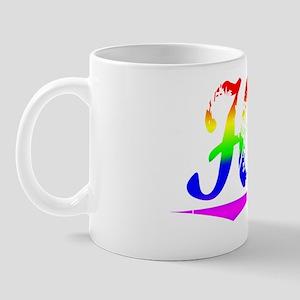 Hebb, Rainbow, Mug