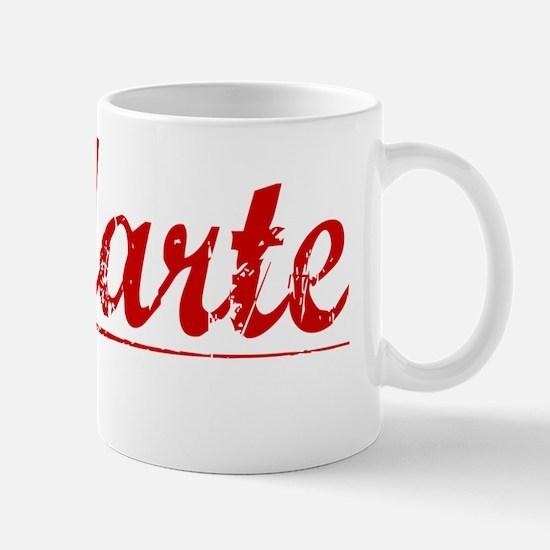 Rodarte, Vintage Red Mug