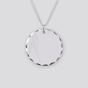 The Horrors of Spider Island Necklace Circle Charm