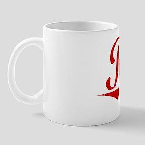 Rolf, Vintage Red Mug