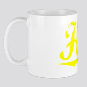 Hebb, Yellow Mug