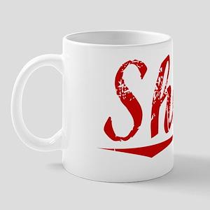 Sheetz, Vintage Red Mug