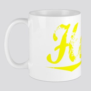 Howie, Yellow Mug