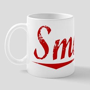 Smalls, Vintage Red Mug