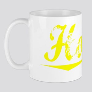 Hough, Yellow Mug