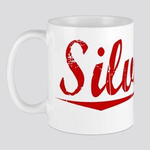 Silvestri, Vintage Red Mug