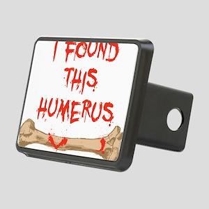 Found this humerus Rectangular Hitch Cover