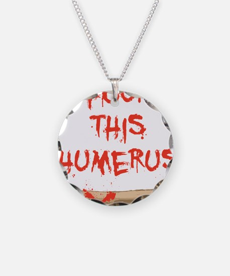 Found this humerus Necklace