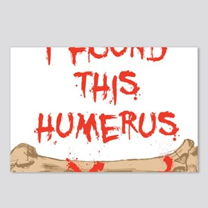 Found this humerus Postcards (Package of 8)