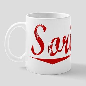 Soriano, Vintage Red Mug