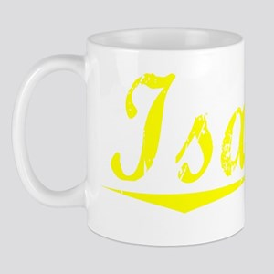 Isabell, Yellow Mug