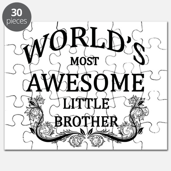 World's Most Awesome Little Brother Puzzle