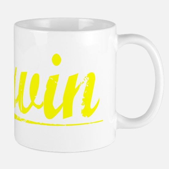 Irvin, Yellow Mug