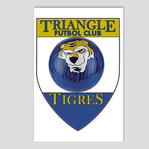 TFC Tigres Shield Postcards (Package of 8)