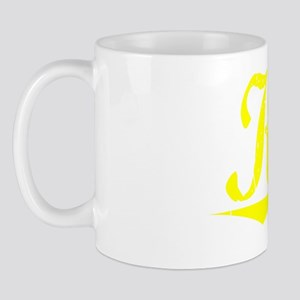 Keck, Yellow Mug