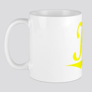 Kan, Yellow Mug