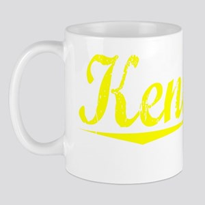 Kendrick, Yellow Mug