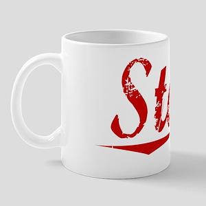 Staub, Vintage Red Mug