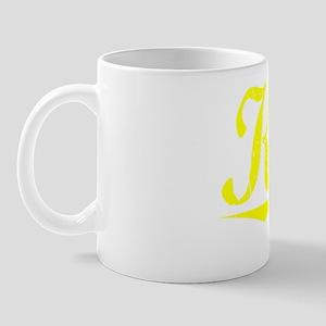 Karp, Yellow Mug