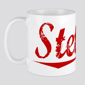 Stetson, Vintage Red Mug