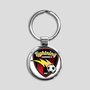 LFC Round Keychain