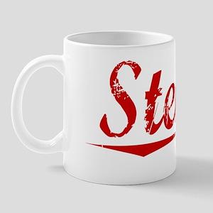 Steiger, Vintage Red Mug