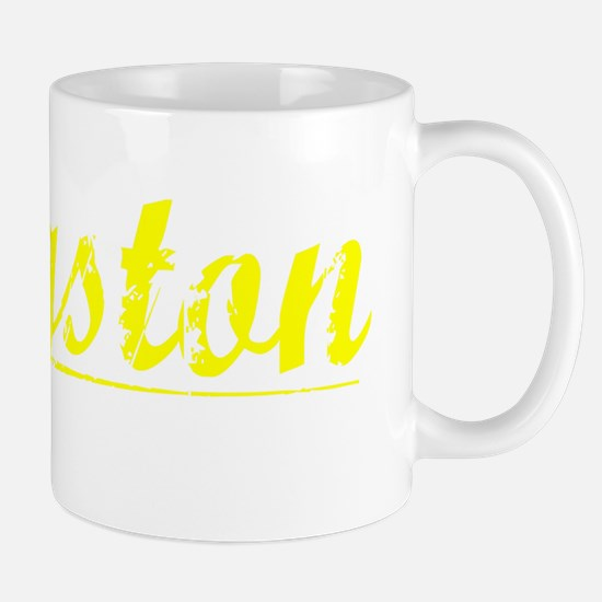Kingston, Yellow Mug