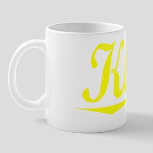 Klink, Yellow Mug