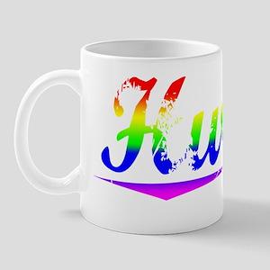 Hurley, Rainbow, Mug