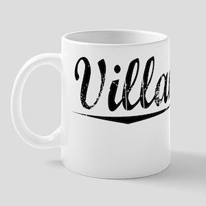 Villanueva, Vintage Mug