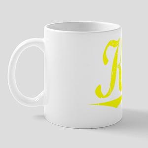 Korn, Yellow Mug
