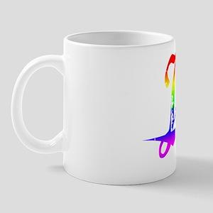 Jaco, Rainbow, Mug