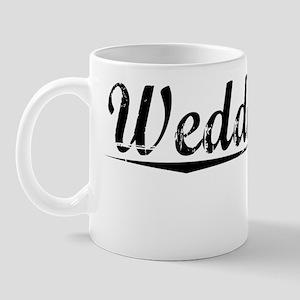 Weddington, Vintage Mug
