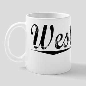 Westfield, Vintage Mug