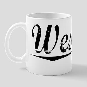 Westley, Vintage Mug