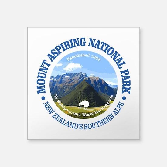 Mount Aspiring NP Sticker