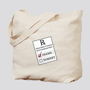 Romnesia Prescription Dark Tote Bag