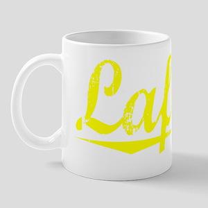 Lafleur, Yellow Mug